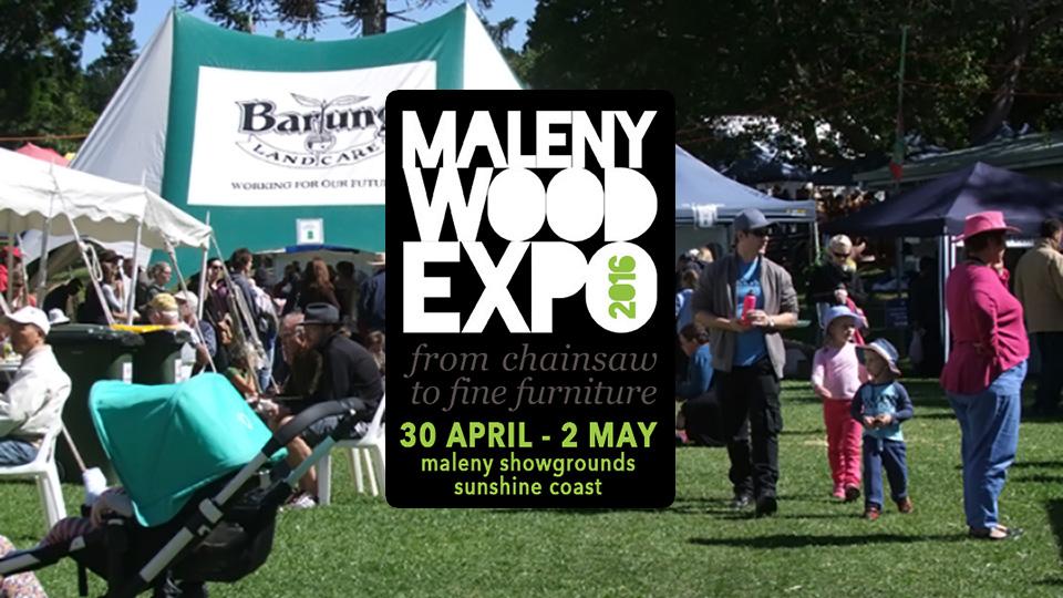 2016 Maleny Wood Expo