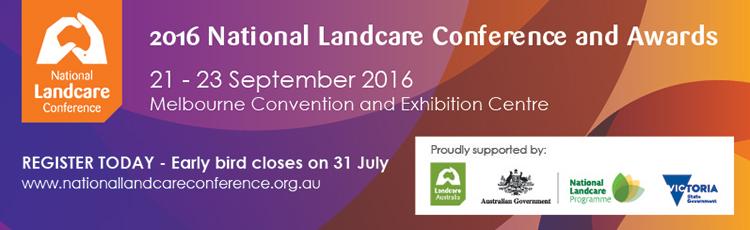 National Landcare Conference Registrations Open