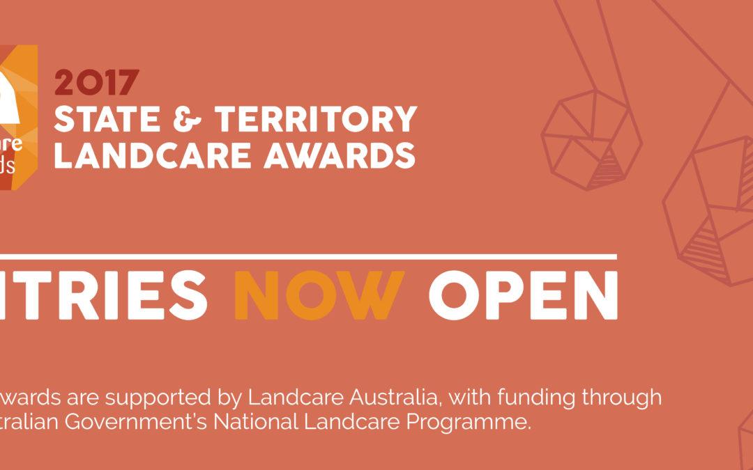 2017 State Landcare Awards