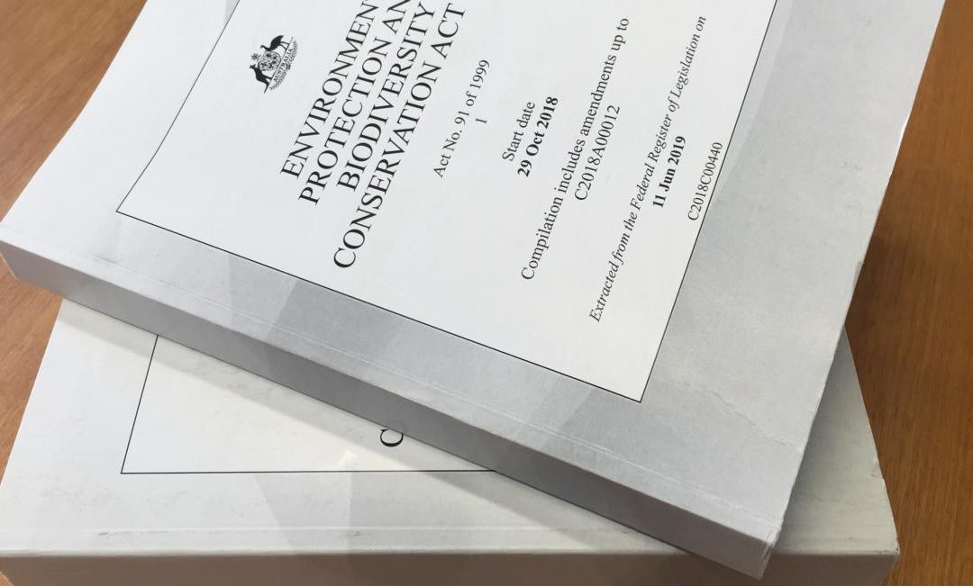 EPBC Act final report